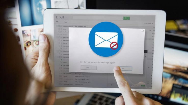 Come difendersi dalle email spam che trasportano ransomware