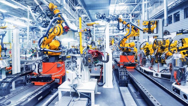 Gli airbag per robot miglioreranno la collaborazione in fabbrica
