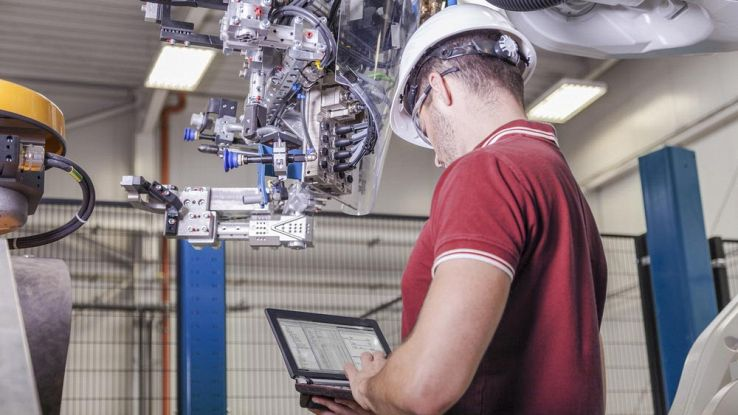 Robot con radar per migliorare la sicurezza dei dipendenti