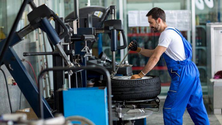 Con l'Industria 4.0 i pneumatici del futuro saranno smart