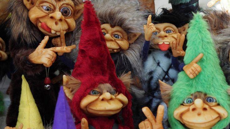 Chi sono e come riconoscere i troll su internet