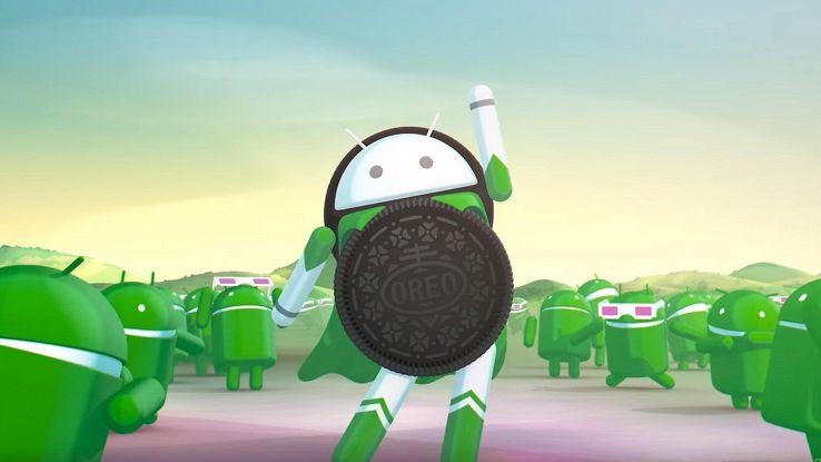 Google aggiorna Android 8 Oreo,spinge AI