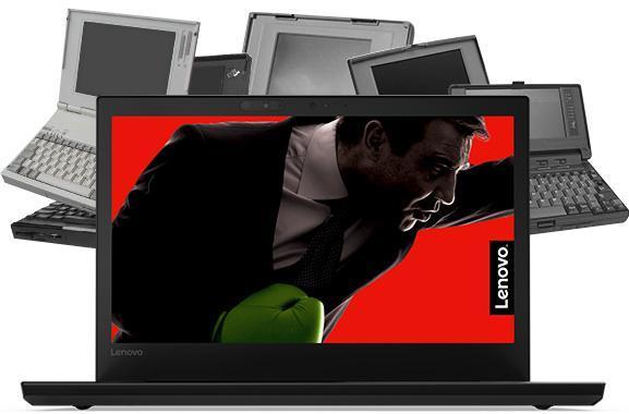 Lenovo, un pc per i 25 anni del ThinkPad