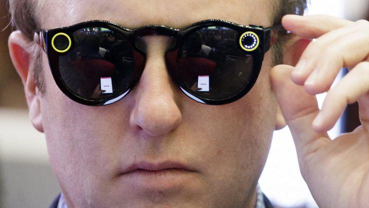 Snapchat, gli Spectacles non sfondano