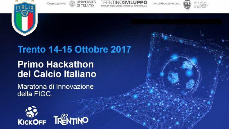 Calcio: via all'Hackathon di Trento