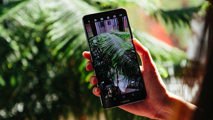 Huawei Mate 10 PRO, doppia fotocamera Leica e 128GB di memoria interna