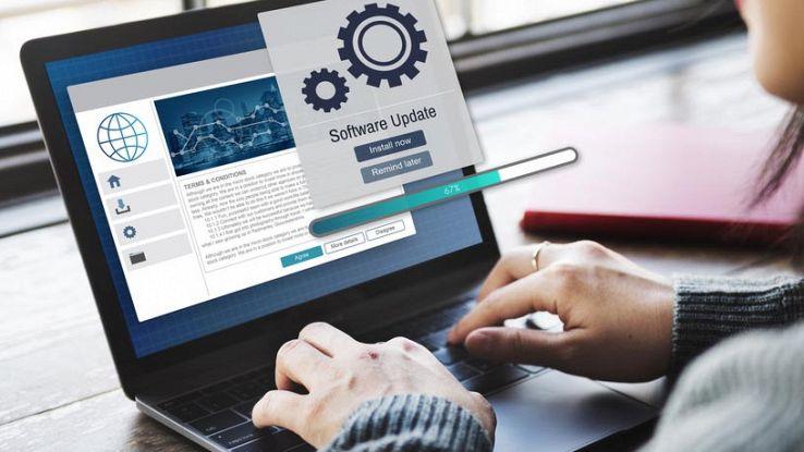 Sicurezza informatica: i rischi arrivano dagli aggiornamenti software