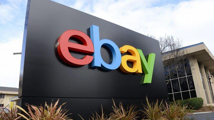 EBay rivede al ribasso outlook