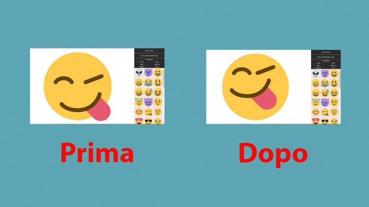 Come creare emoji personalizzate