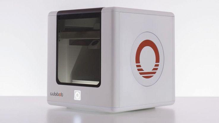 Cubibot, la stampante 3D più piccola al mondo
