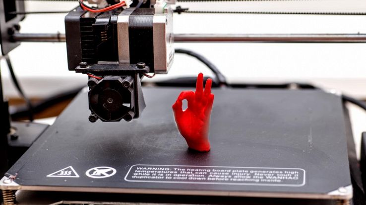HP, nel 2018 nuova piattaforma per stampa 3D in metallo