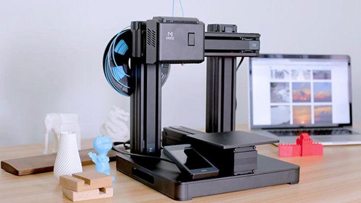 Mooz, la stampante 3D modulare