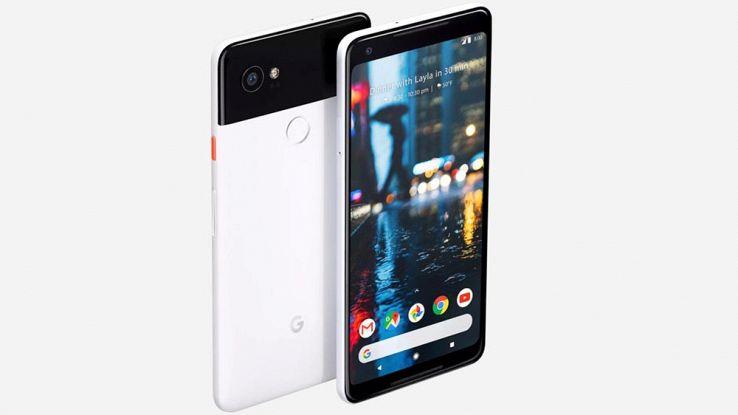 Pixel 2 XL, caratteristiche top e uscita in Italia dal 15 novembre