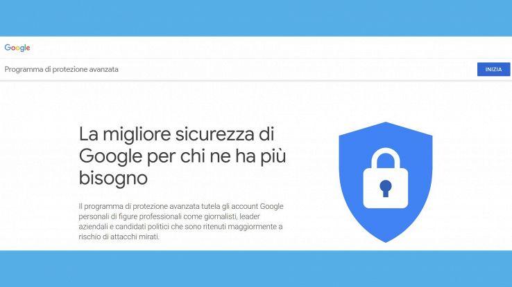 Come funziona il Programma di protezione avanzata di Google