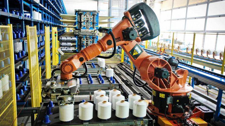Industria 4.0, in Italia un robot ogni 62 operai