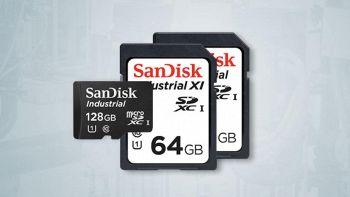 Sandisk Industrial, le schede di memoria per l'Industria 4.0