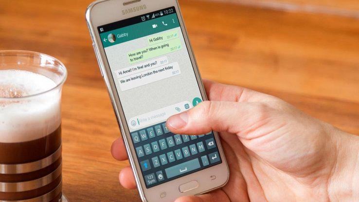 Whatsapp, come inviare risposte automatiche