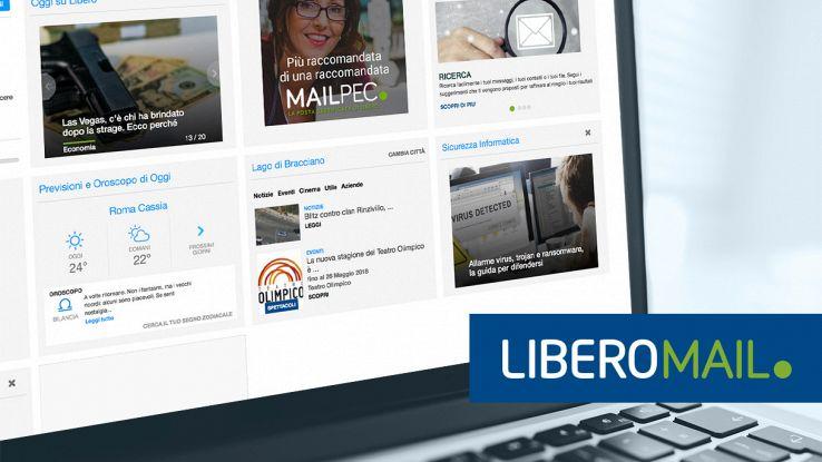 Come impostare e personalizzare la tua Libero Mail con i Widget