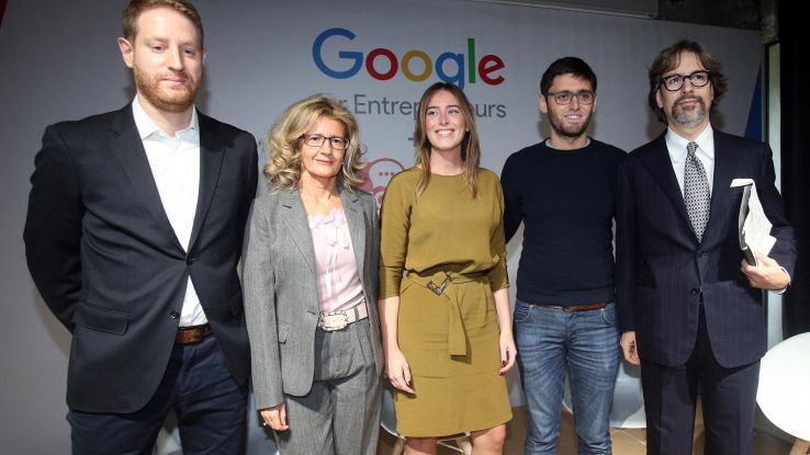 Talent Garden con Google Entrepreneurs