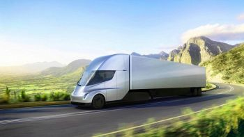 Tesla, nel 2019 un tir elettrico