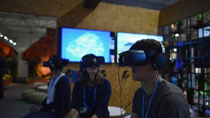 Realtà virtuale, in testa Playstation