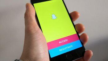 Snapchat, filtri 'riconoscono' oggetti