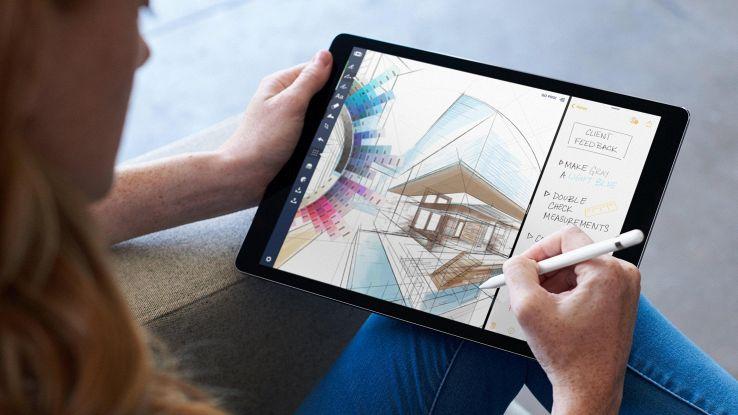 Apple verso nuovo iPad con Face ID