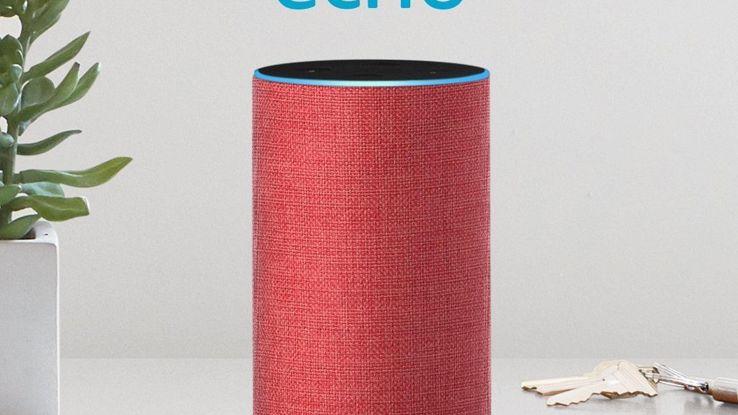 Amazon, Echo rosso per la lotta all'Aids