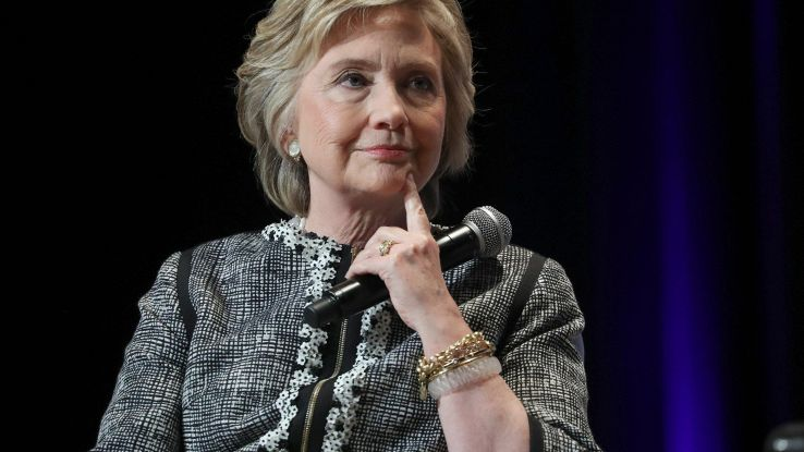 Hillary Clinton, Usa impreparati all'AI