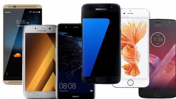 I migliori smartphone sotto i 400 euro
