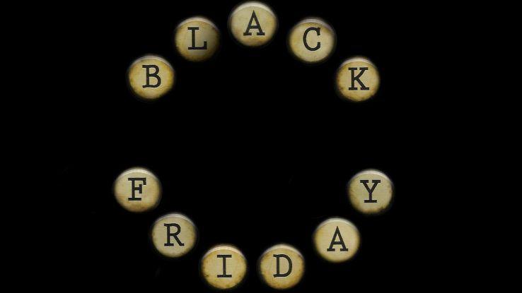 Il Black Friday è arrivato! Approfitta ora degli sconti