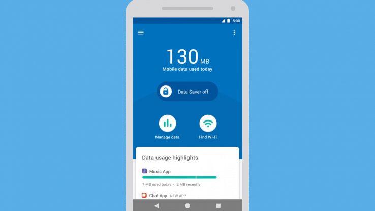 Come scoprire quali app consumano più dati con Datally