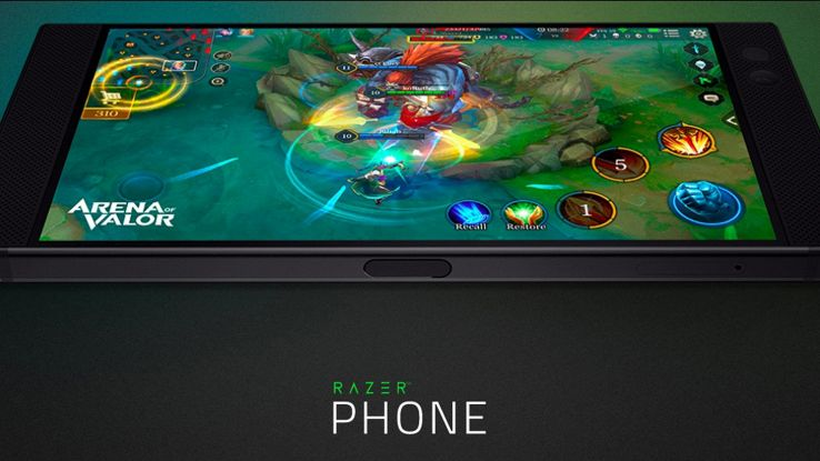 Ecco lo smartphone per videogiocatori