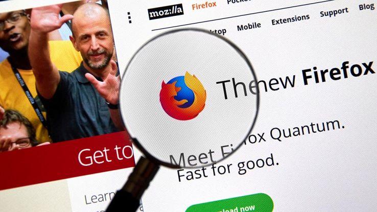 Sito hackerato, Firefox mette in guardia gli utenti