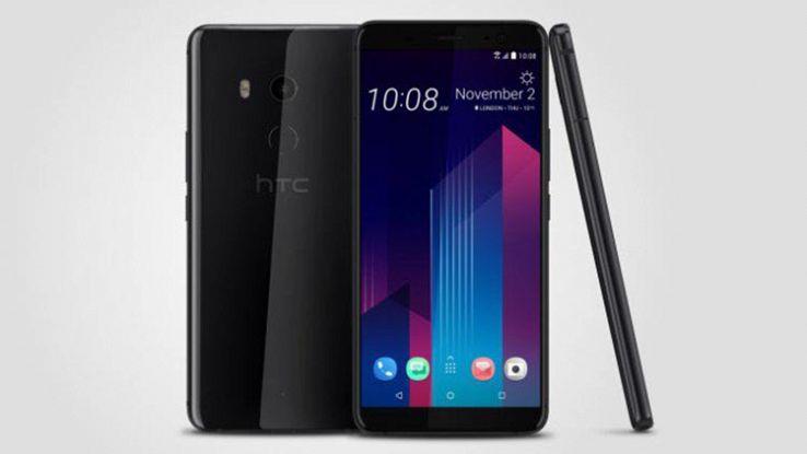 HTC U11 raddoppia: arrivano le versioni Plus e Life