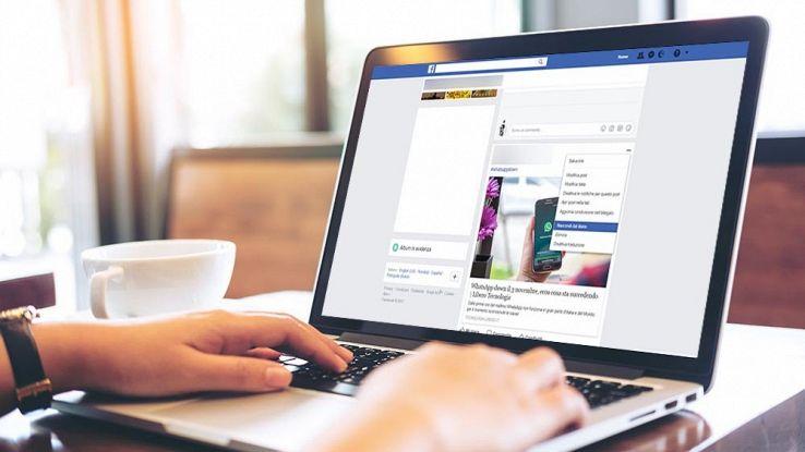 """Cos'è e come funziona """"Nascondi dal diario"""" su Facebook"""