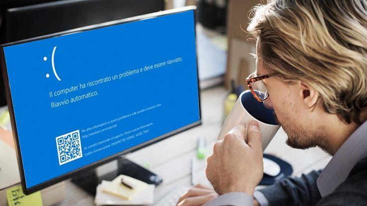 Cosa fare se Windows non si avvia