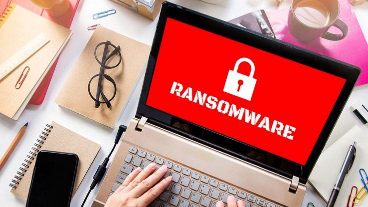 Attacchi ransomware, reti aziendali obiettivo primario