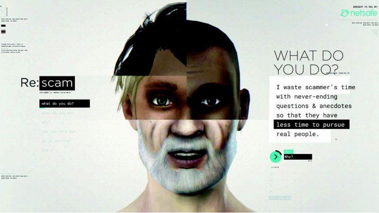 Re-scam, l'intelligenza artificiale che combatte i tentativi di truffa