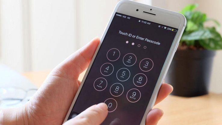 Cosa fare se si dimentica il codice di sblocco iPhone