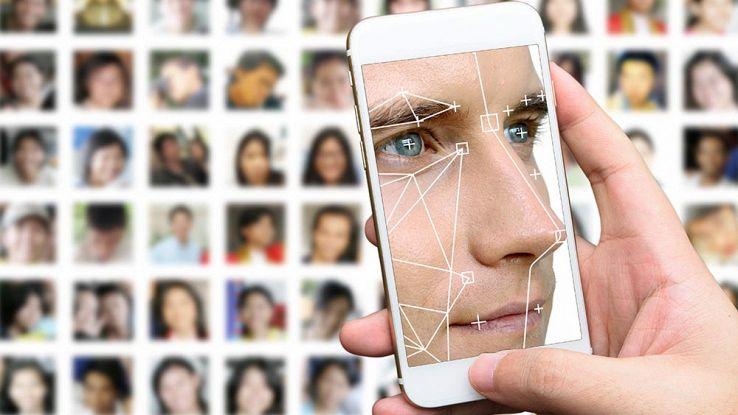Smartphone Android, arriva il riconoscimento facciale come l'iPhone X