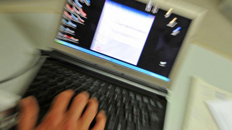 Istat: 1 famiglia su 3 ancora senza web