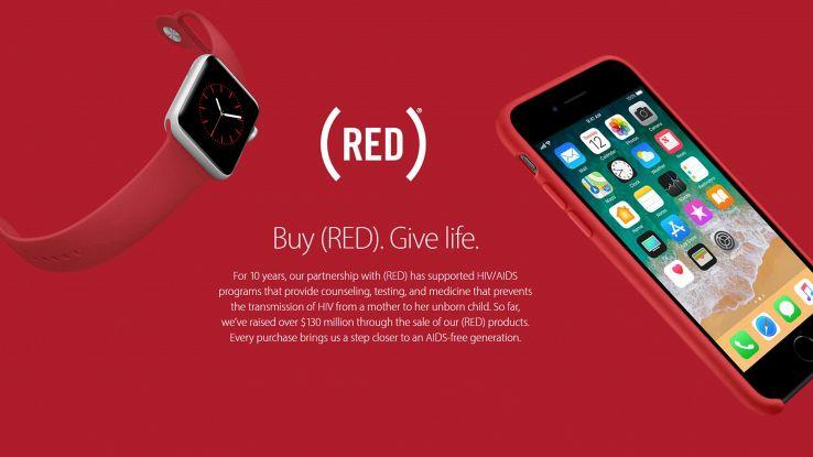 Da Apple 30 milioni dlr per lotta Aids