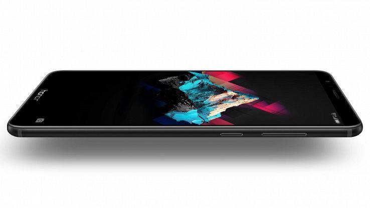 Svelati smartphone Honor 7X e View 10