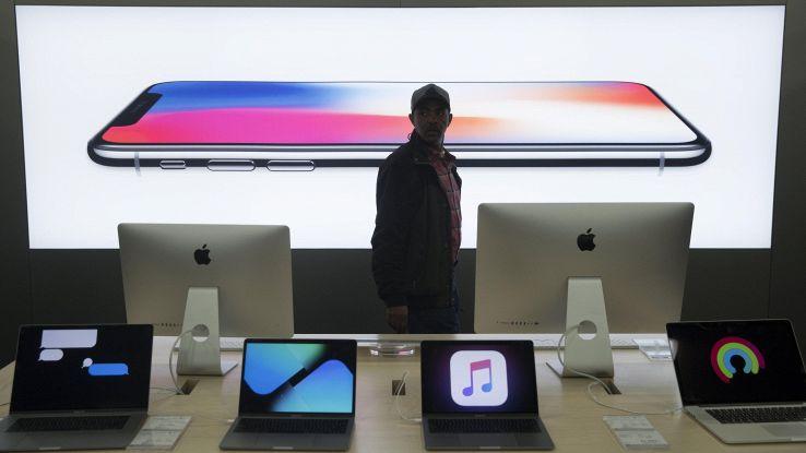 IPhone X, dati volto 'a rischio privacy'