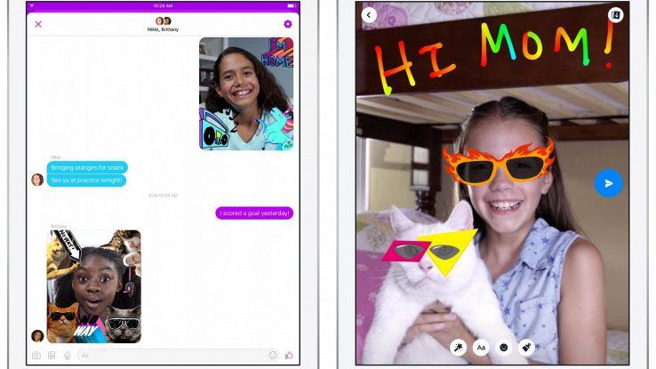 Facebook, sì 'under 13' con l'app Kids