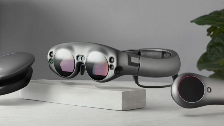 Magic Leap si svela, ecco il visore