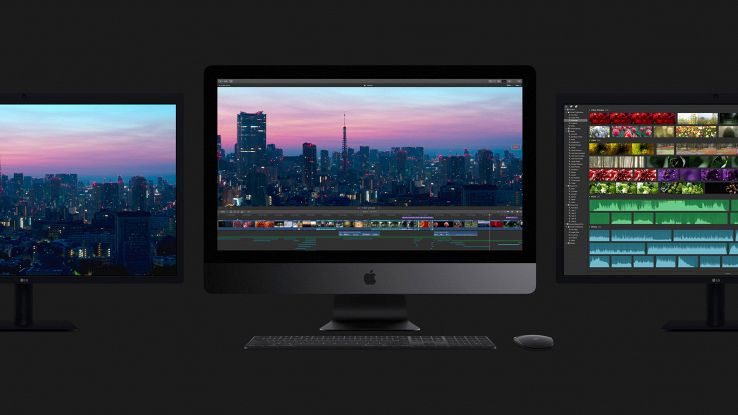 Ecco l'iMac Pro, potente e caro