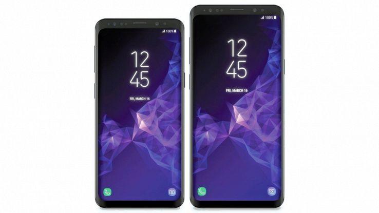 Galaxy S9, rumor, caratteristiche, immagini, prezzo, uscita