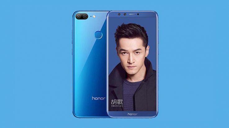 Honor 9 Lite in arrivo il 21 dicembre: avrà 4 fotocamere